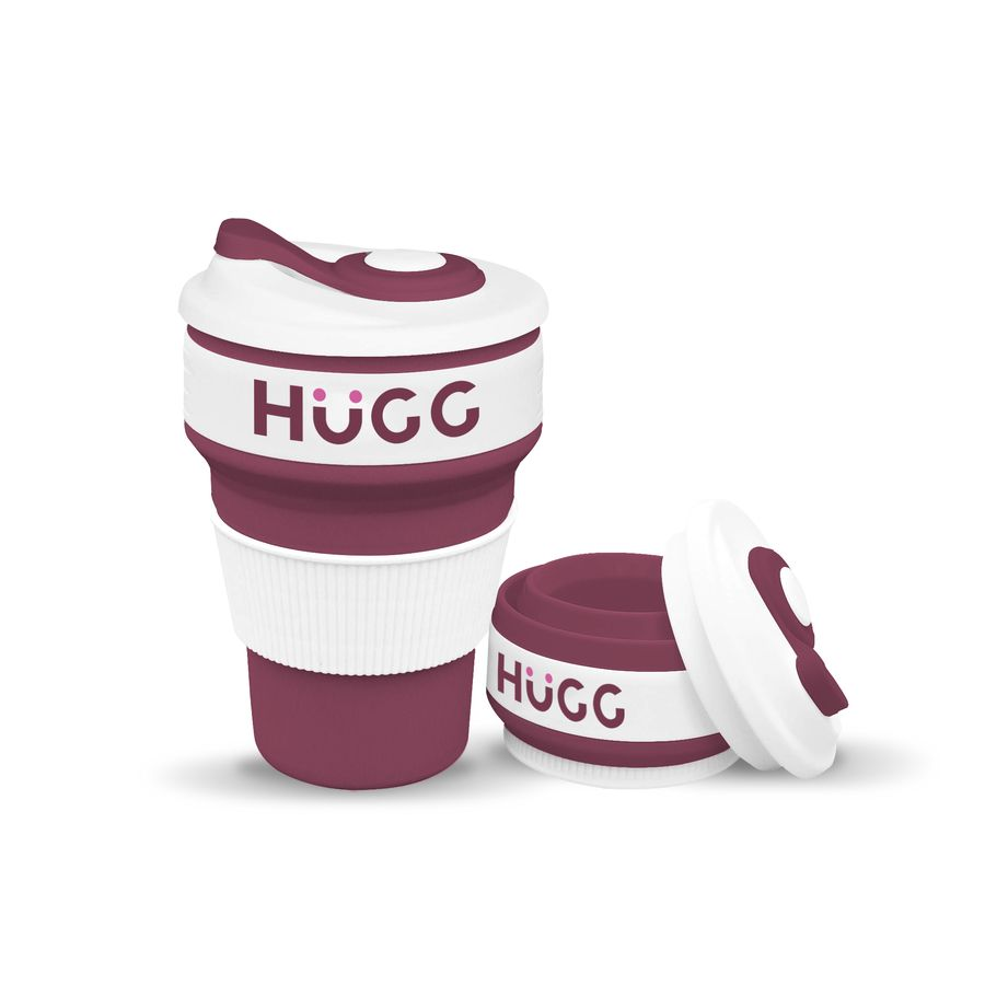 HUGG Collapsable Cup result
