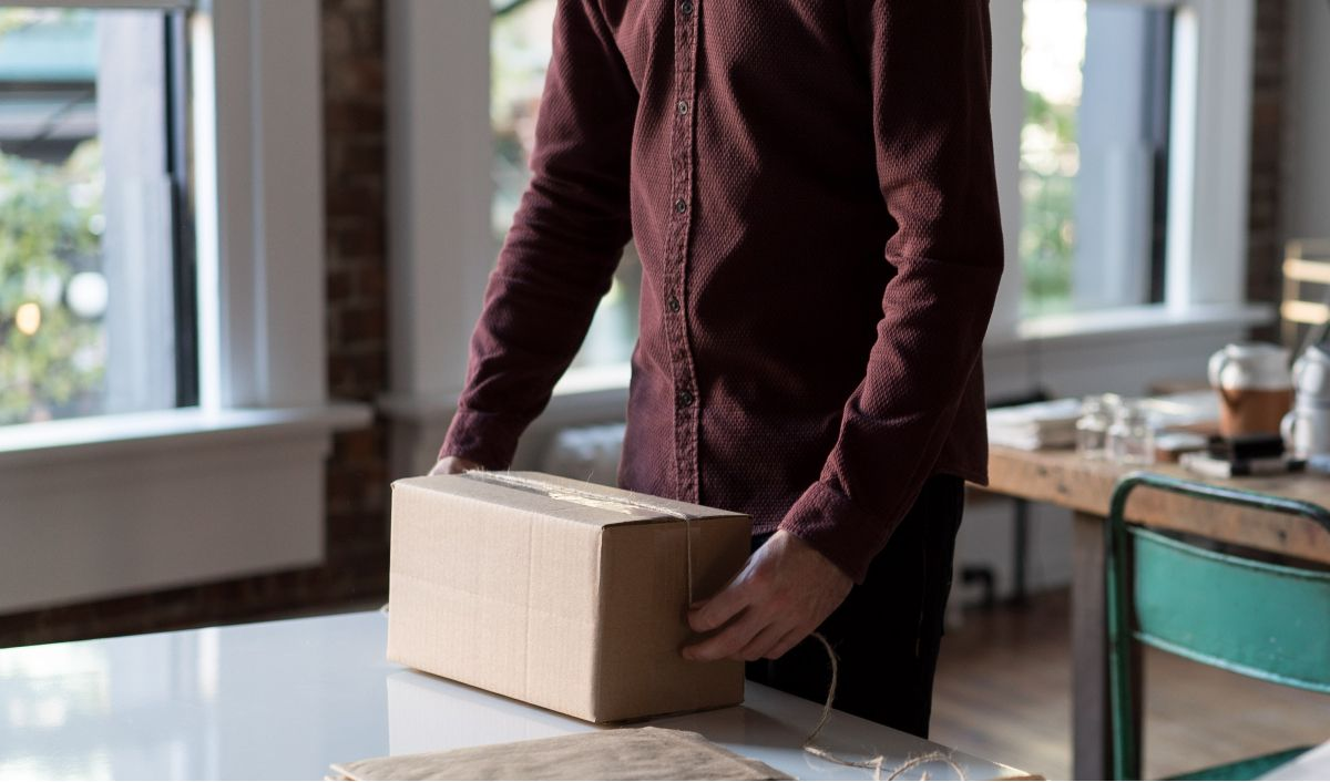 What are the precautions for opening boxed shipments result