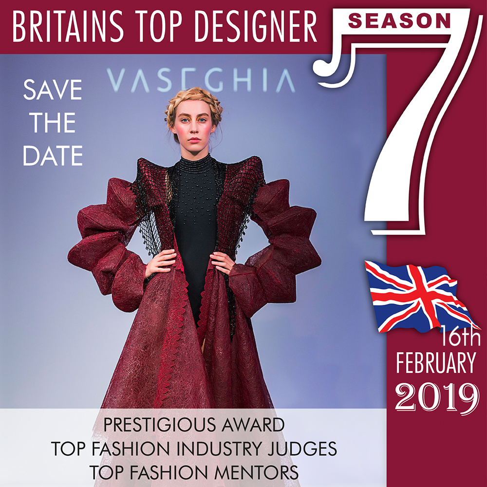 Britain's Top Designer Award