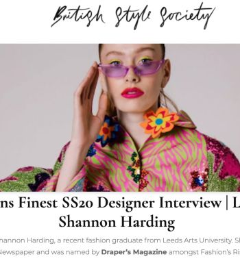 Interview with Laura Shannon Harding