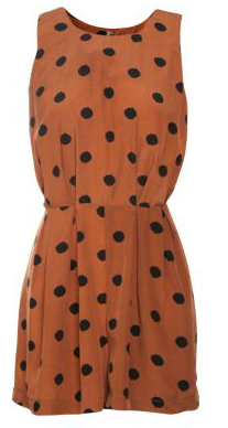 tan_polka_dot_playsuit