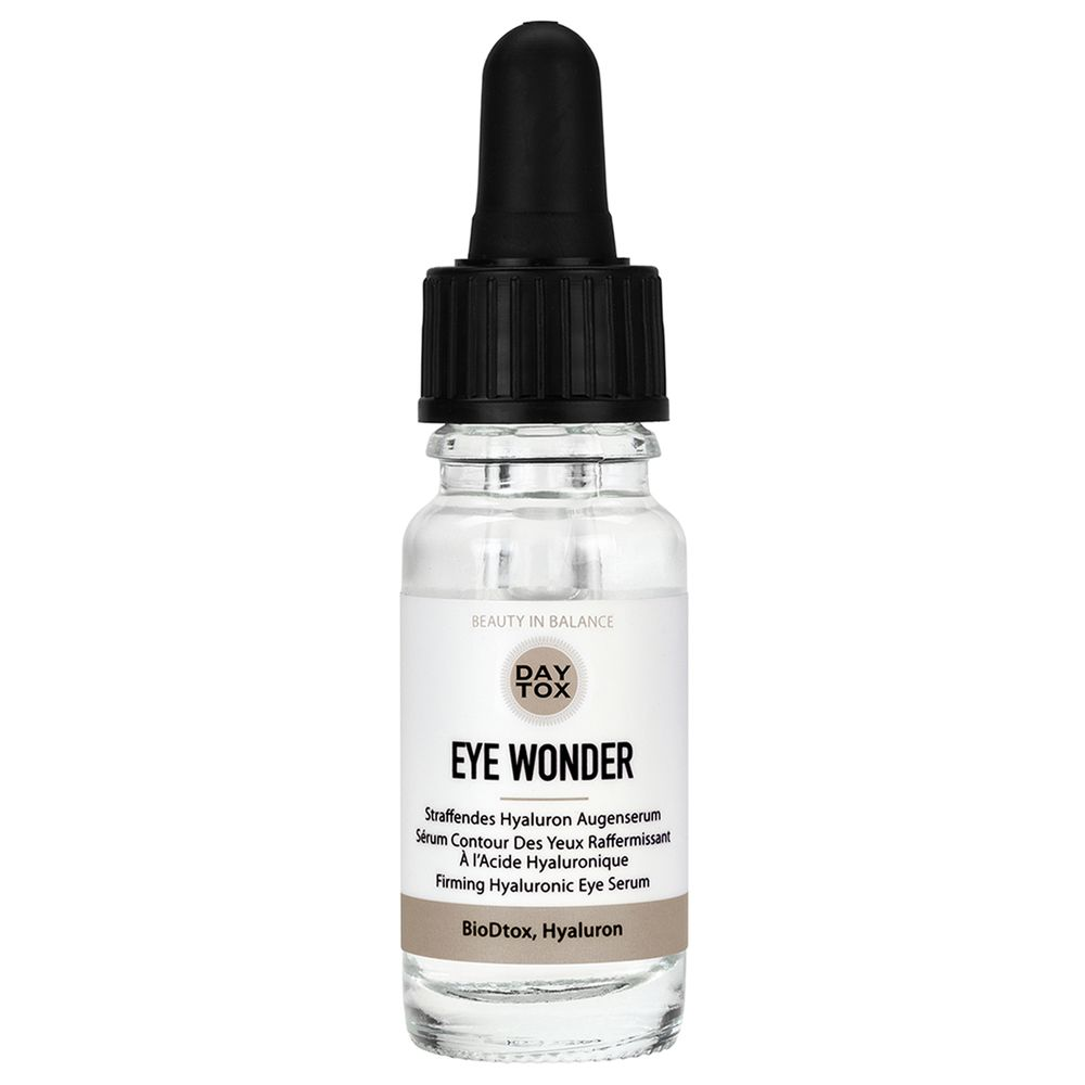 Daytox Eye Wonder 10ml result