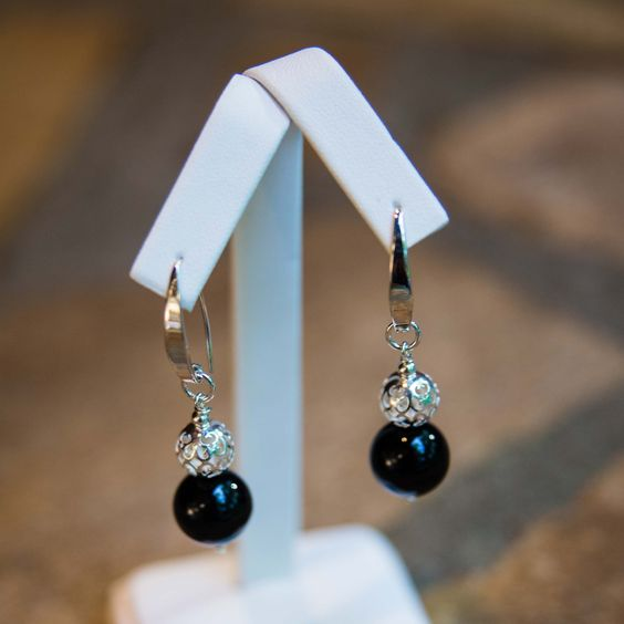 ELENA Earrings by DM Jewelry Designs