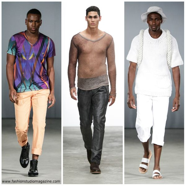1 South Africa Menswear Week February 2015