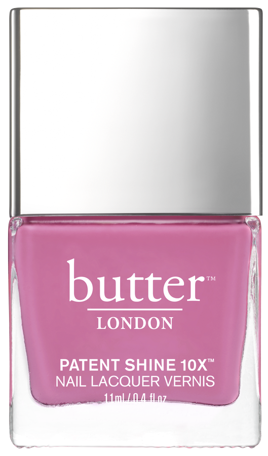 Butter London Nail Lacquer result