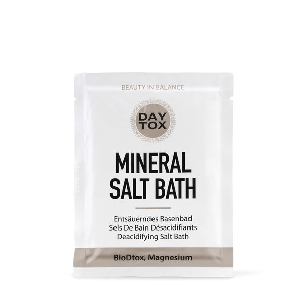 Daytox Mineral Salt Bath result