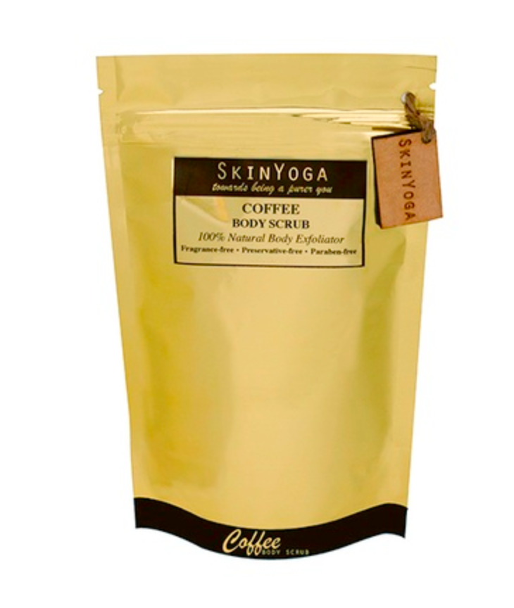 SkinYoga Coffee Body Scrub