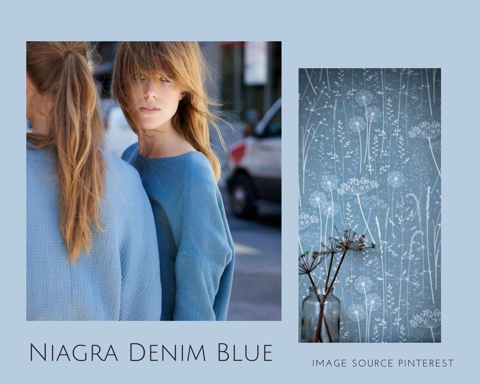 Niagra Denim blue
