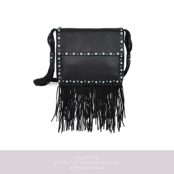 Valentino fringed bag result