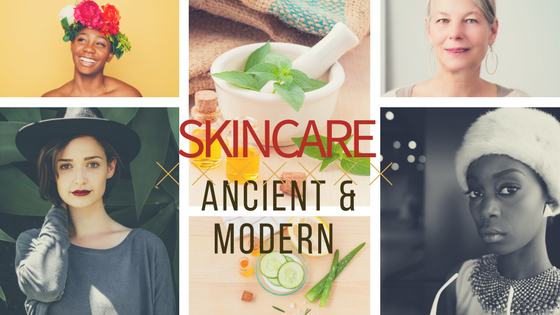 skincare ancient and modern