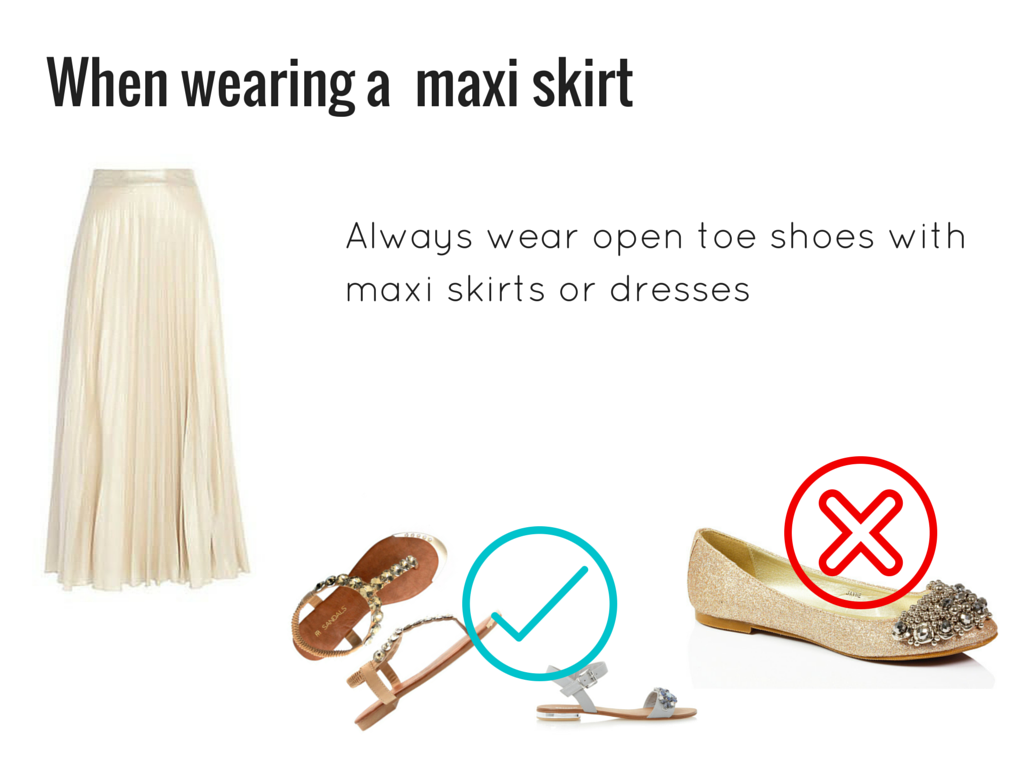 How to look taller wearing flats4