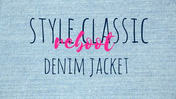 Denim Jacket classic style reboot fashions finest