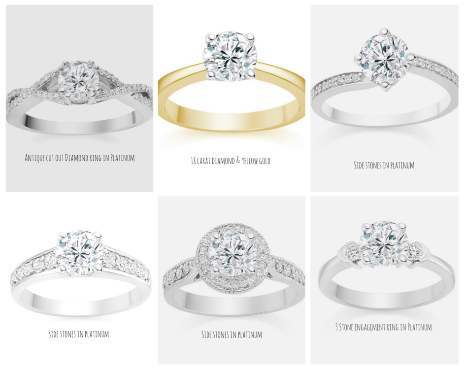Engagement rings Vashi fashions finest 1