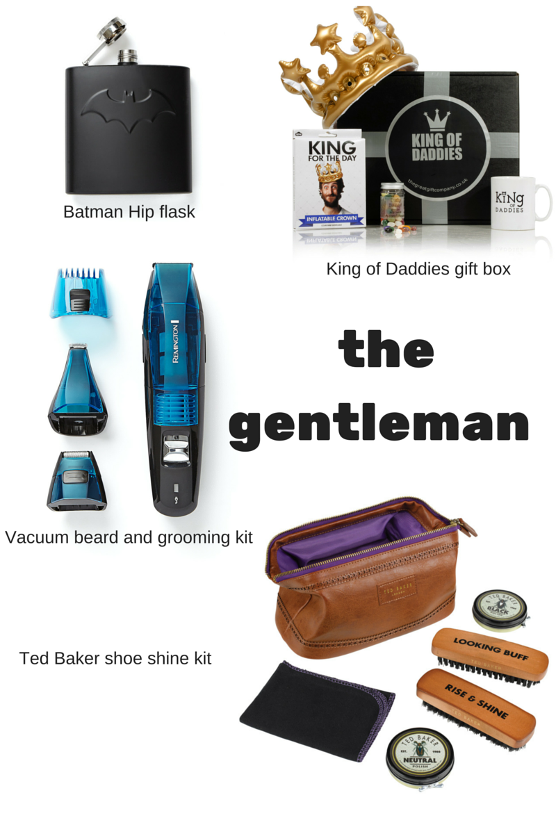 Fashions Finest Fathers day gift guide