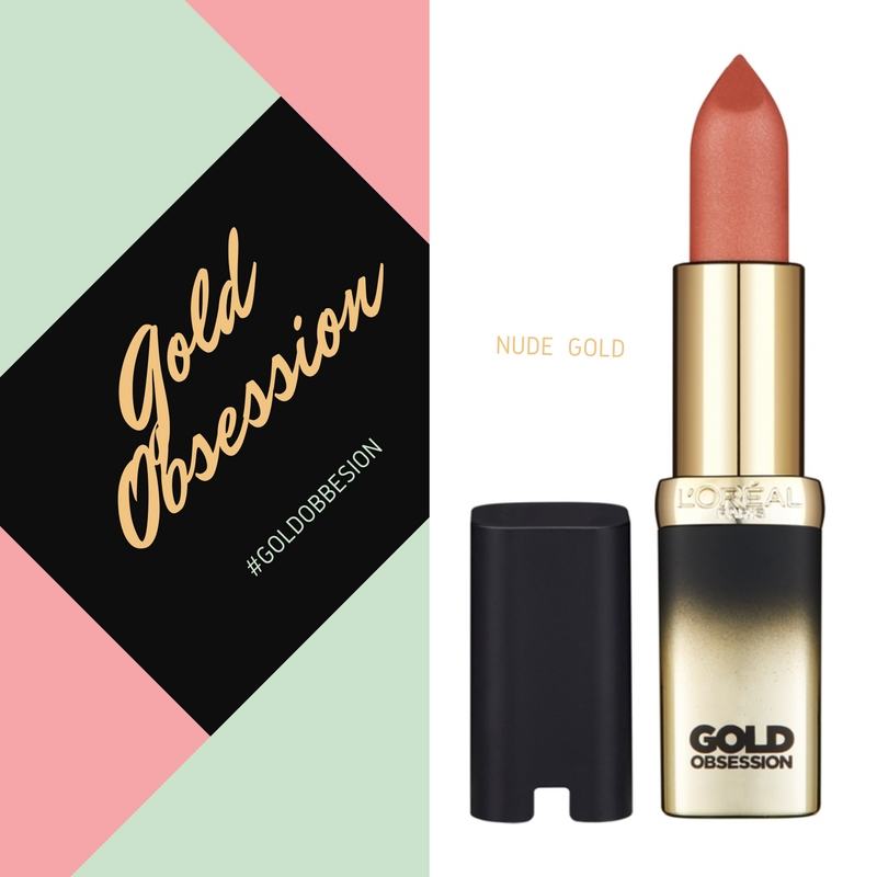 Nude Gold Gold Obsession