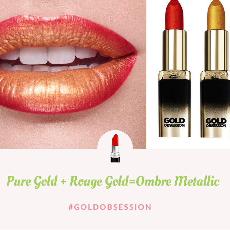 Ombre Gold obsession