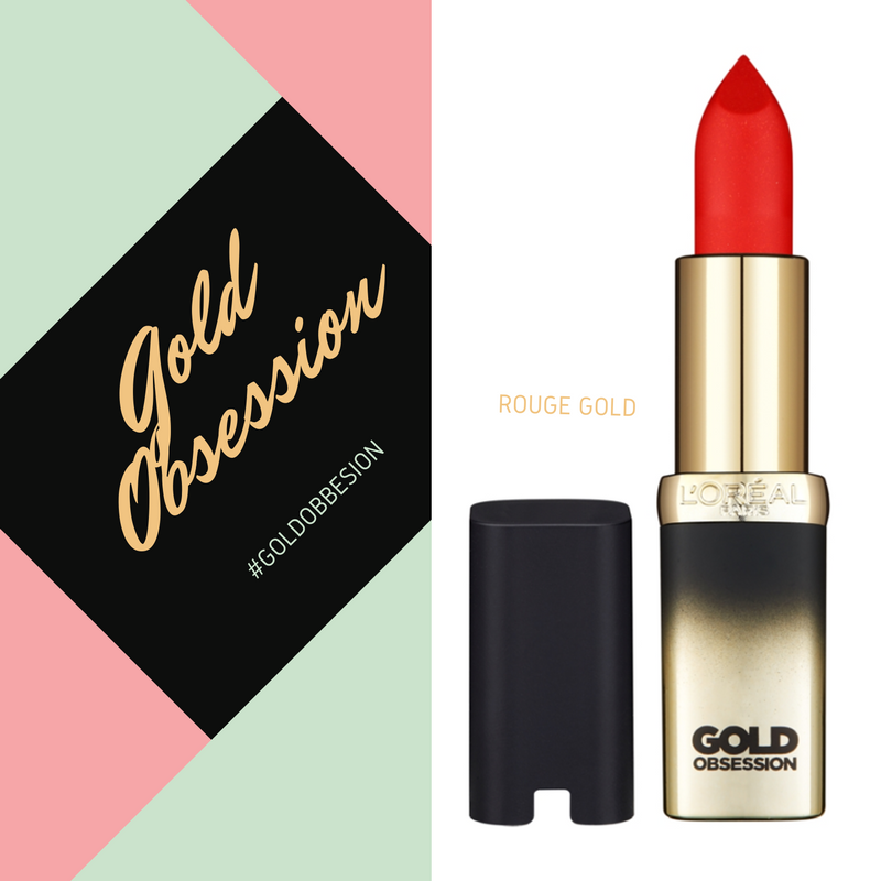 Rouge Gold Gold obsession
