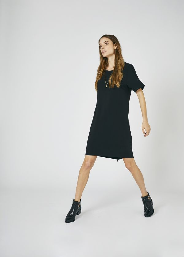 Theo George 1352 Karina Zip Back T Shirt Dress 149 result