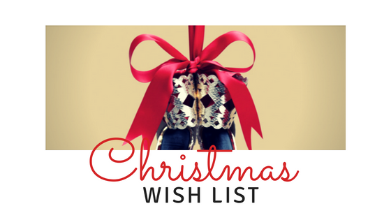 wish list christmas