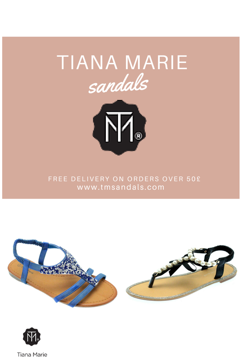 Tiana Marie Sandals