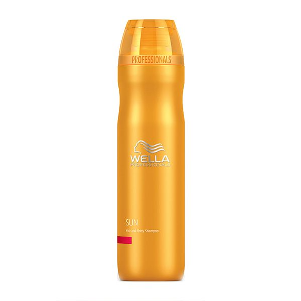Wella professional sun care