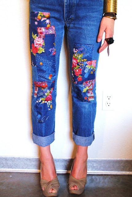 customised denim 5 pinterest