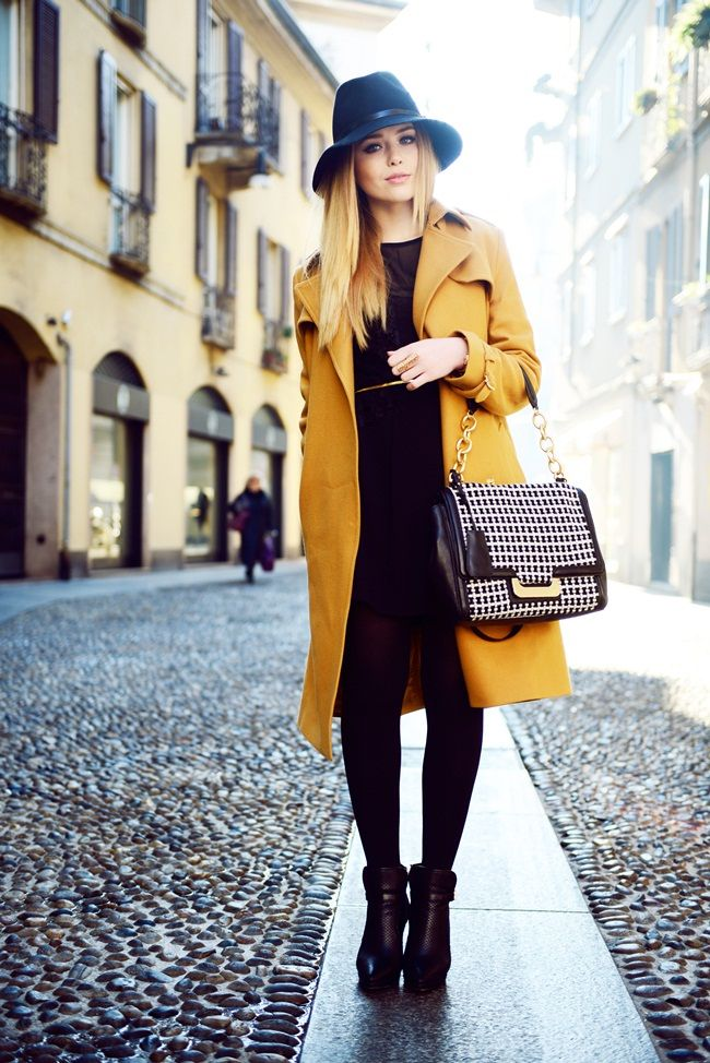 mustard and black2 pinterest