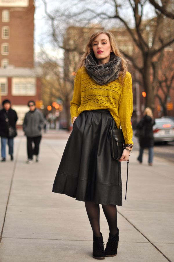 mustard and black pinterest