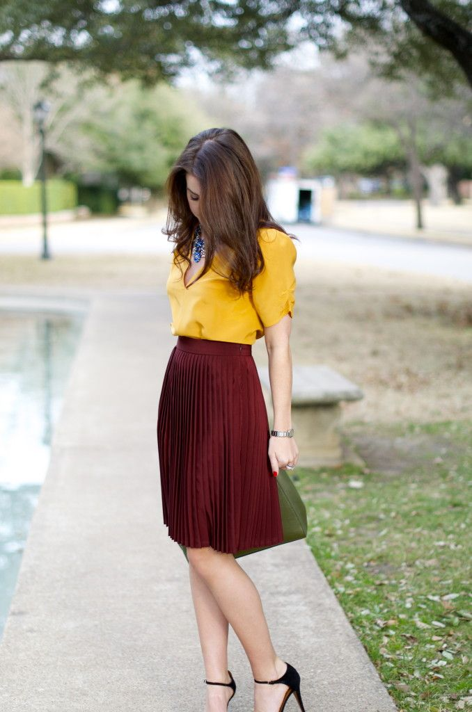 mustard and burgundy2 pinterest