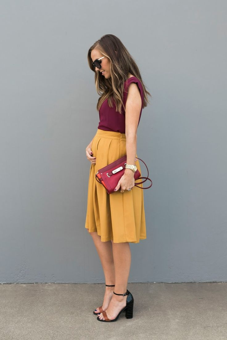 mustard and burgundy pinterest