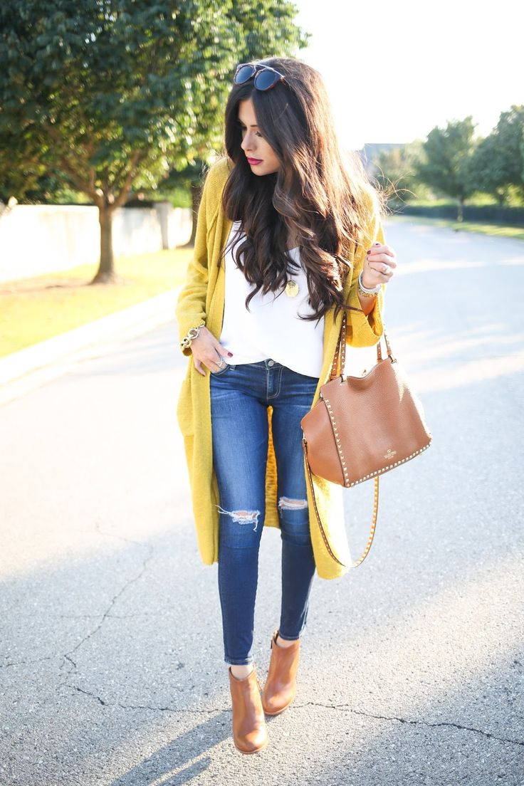 mustard and demin blue pinterest