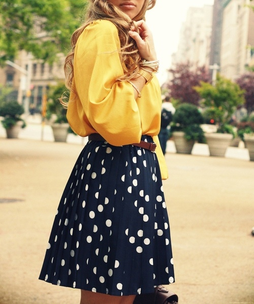mustard and navy blue pinterest