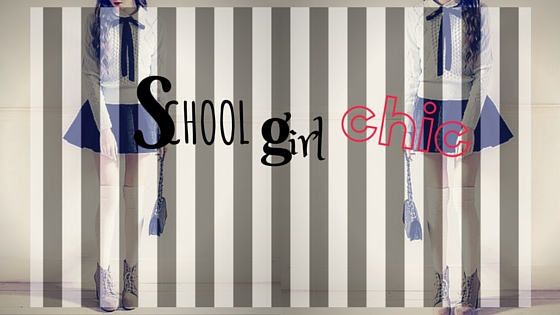 school girl chic header