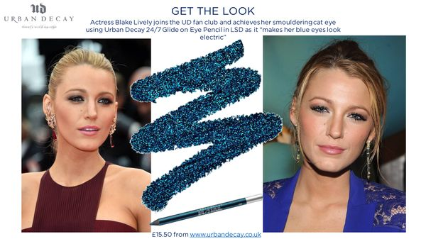 GET THE LOOK BLAKE LIVELY eblast result