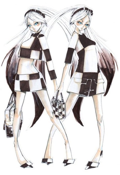 Louis_Vuitton_sketches_for_Miku_costumes