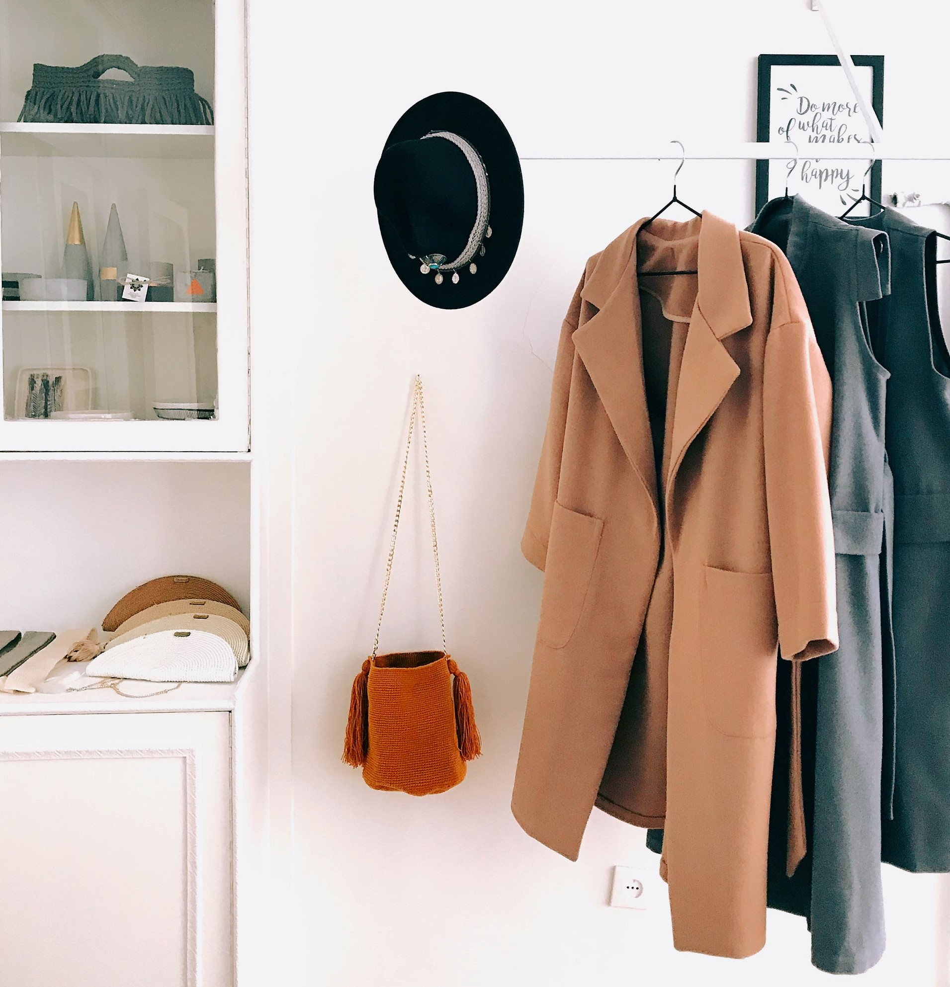 The Trick to Making an Effective Capsule Wardrobe