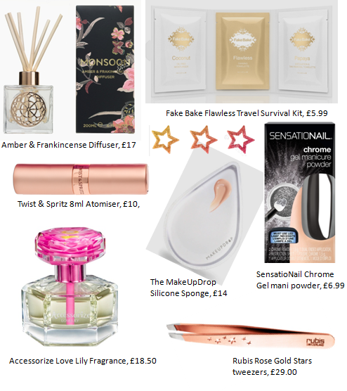 Beauty gifts 1