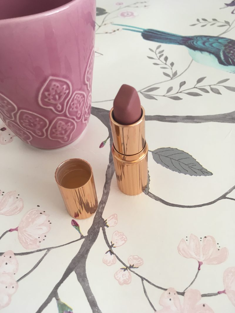 Pillow talk lipstick
