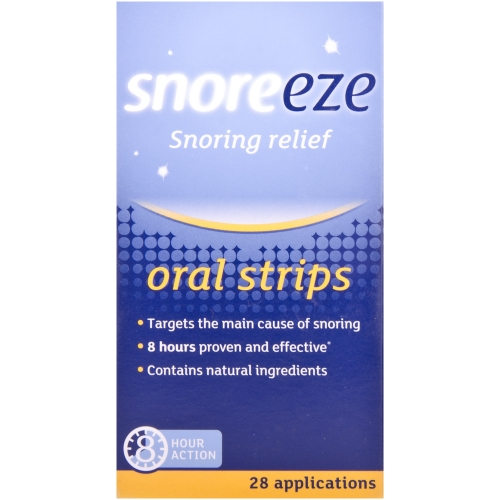 Snoreeze Oral Strips sp1048