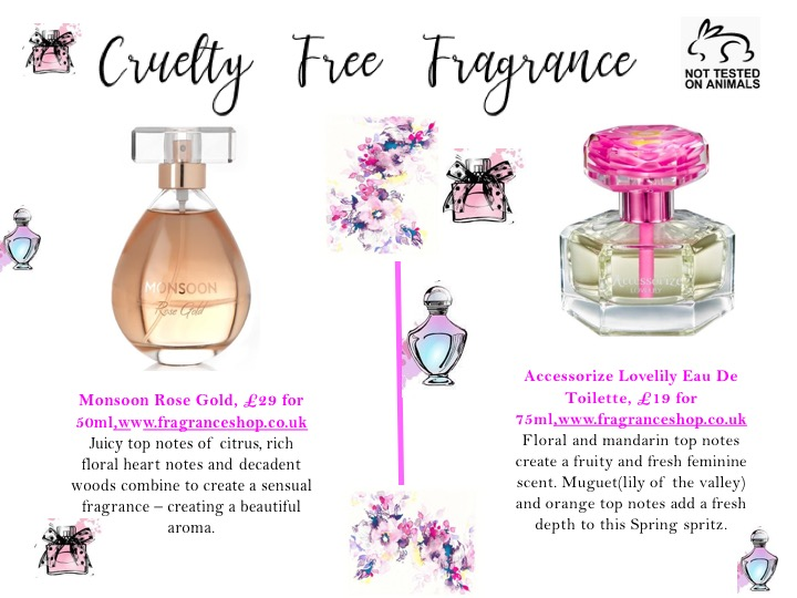 cruelty free fragrences