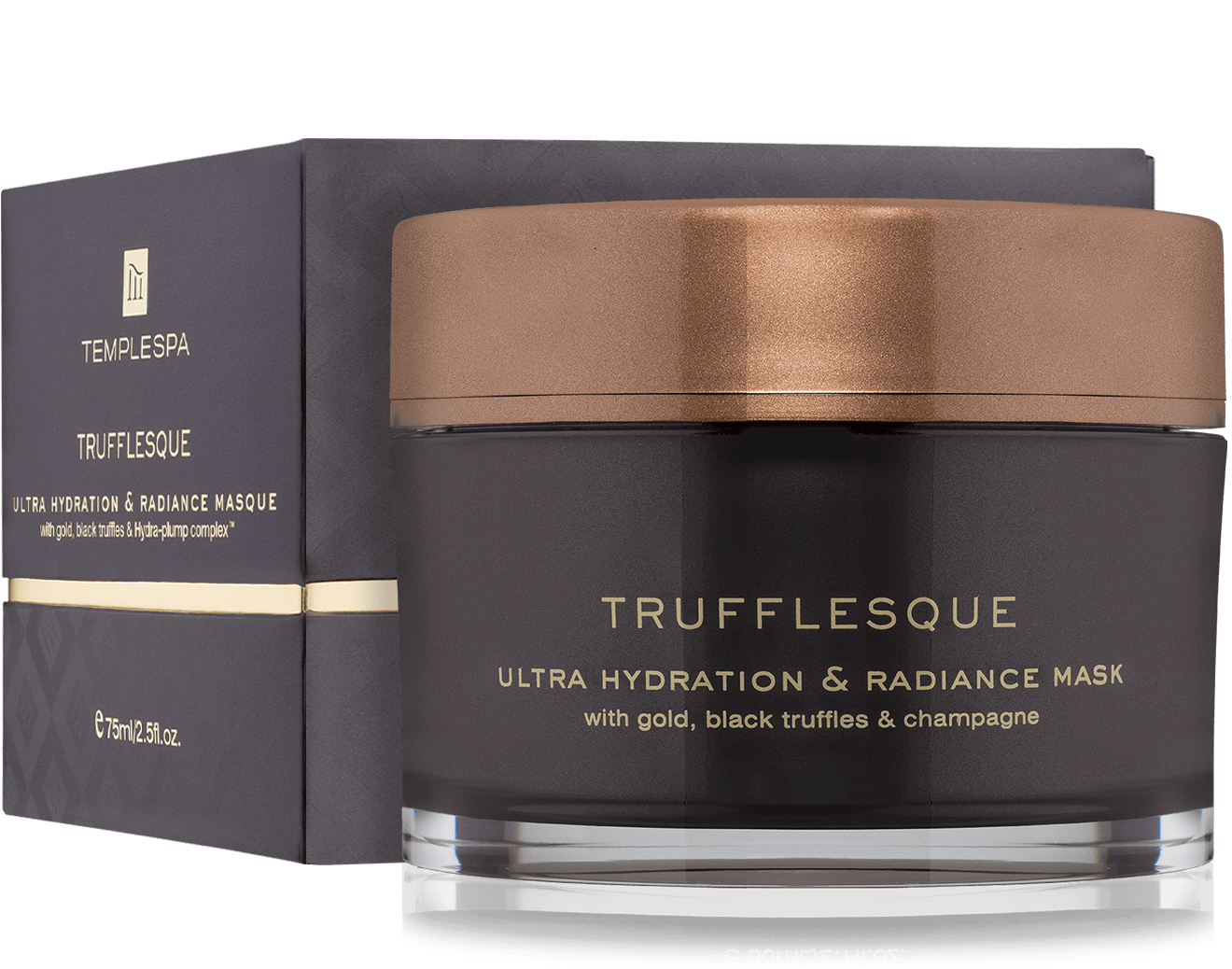 trufflesque 80ml back gold face mask june 2016 het2154 carton side