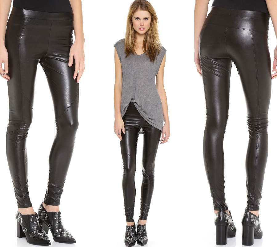 leather leggings 106