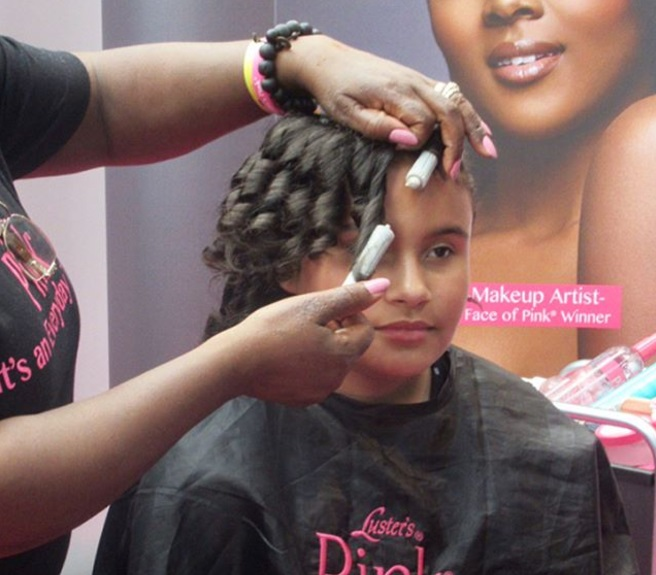 Afro hair and beauty live4