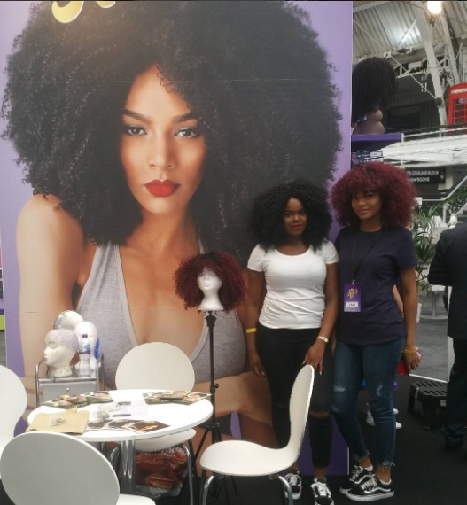 Afro hair and beauty live5
