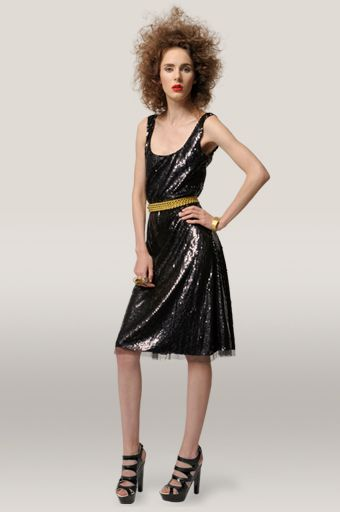 Midnight_Silk_Tulle_High_Gloss_Sequin_Dress