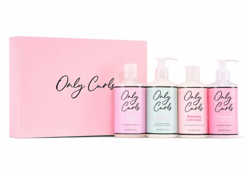 Only Curls Unveils New Rainbow Packaging
