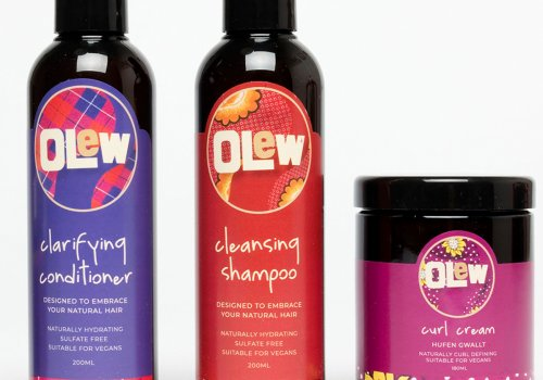 Olew - Liquid Gold For Curls