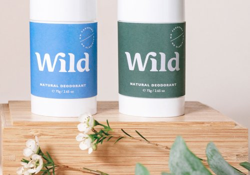 WILD COSMETICS LAUNCH NATURALLY DERIVED DEODORANT