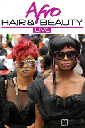 Afro Hair & Beauty LIVE 2014!