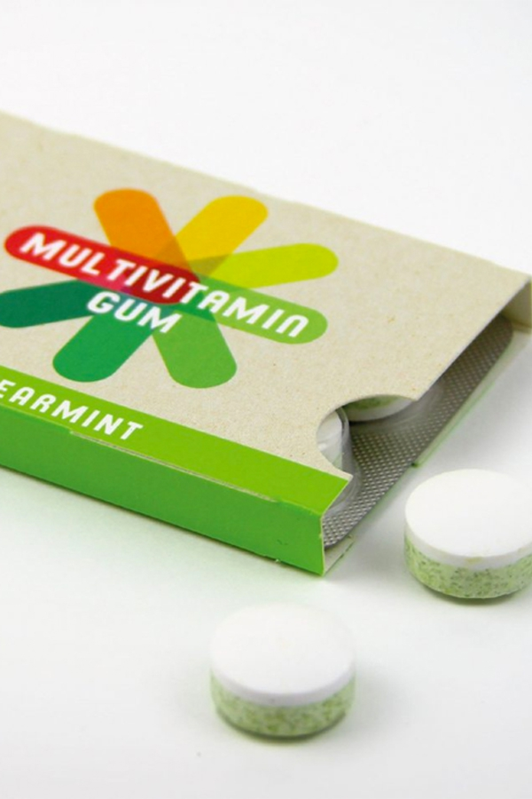 Healthy Gums With Get More Multivitamin Gum